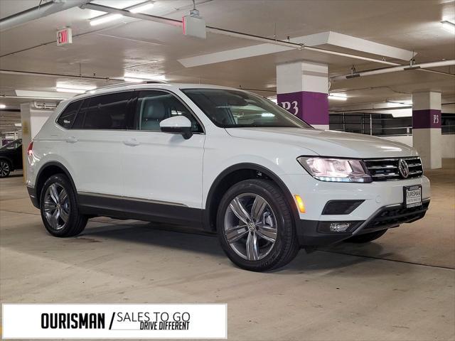 2021 Volkswagen Tiguan SEL for sale in Bethesda, MD