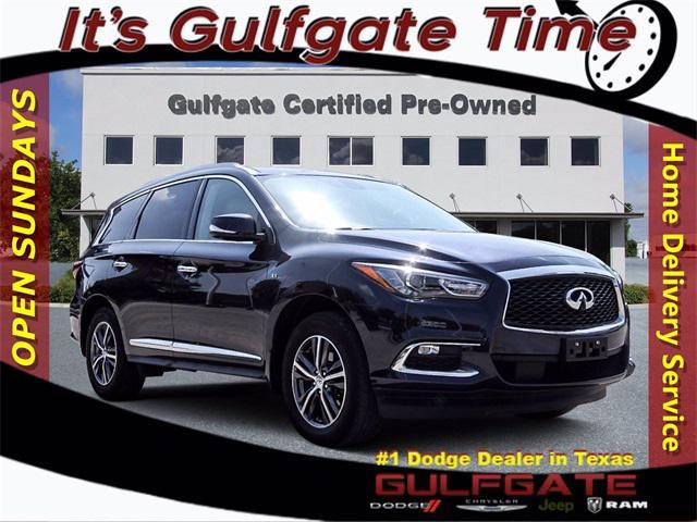 2018 INFINITI QX60 AWD for sale in Houston, TX