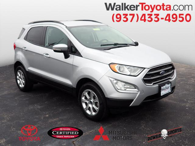2018 Ford Ecosport SE for sale in MIAMISBURG, OH