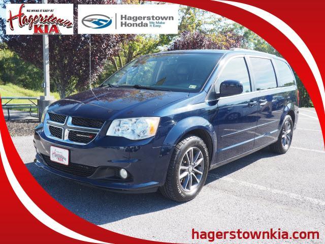 2016 Dodge Grand Caravan SXT Plus for sale in Hagerstown, MD