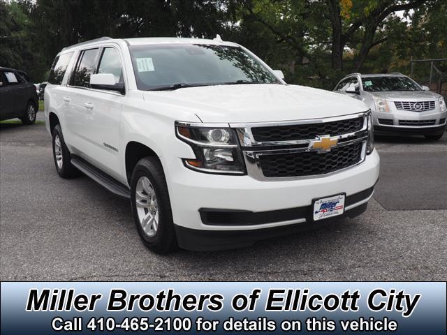 2018 Chevrolet Suburban LT for sale in Ellicott City, MD