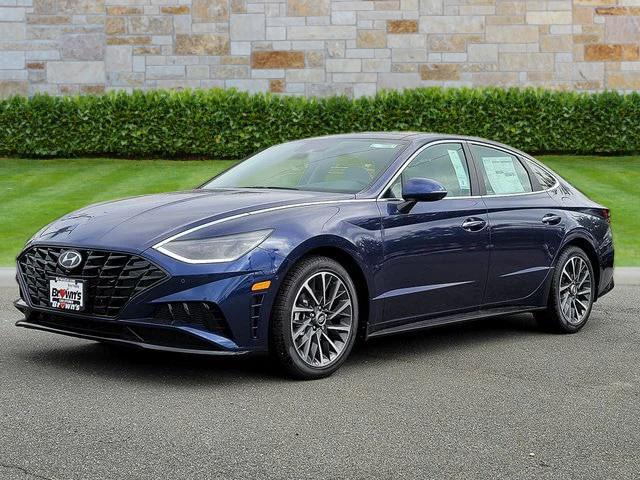 2022 Hyundai Sonata Limited for sale in Leesburg, VA