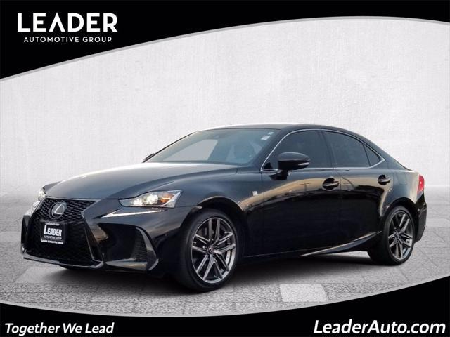 2019 Lexus IS IS 300 for sale in PALATINE, IL