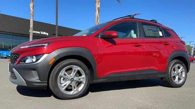 2022 Hyundai Kona SEL for sale in MORENO VALLEY, CA