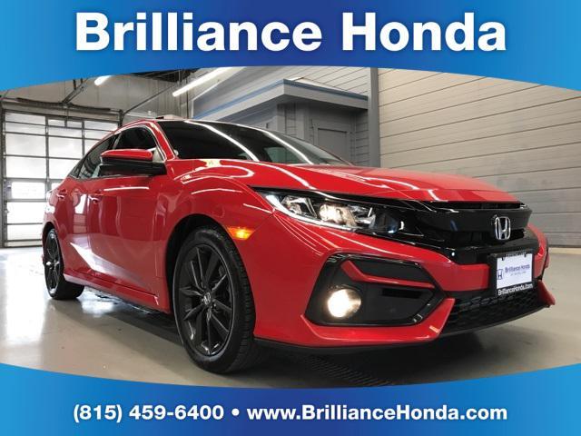 2020 Honda Civic Hatchback EX for sale in Crystal Lake, IL