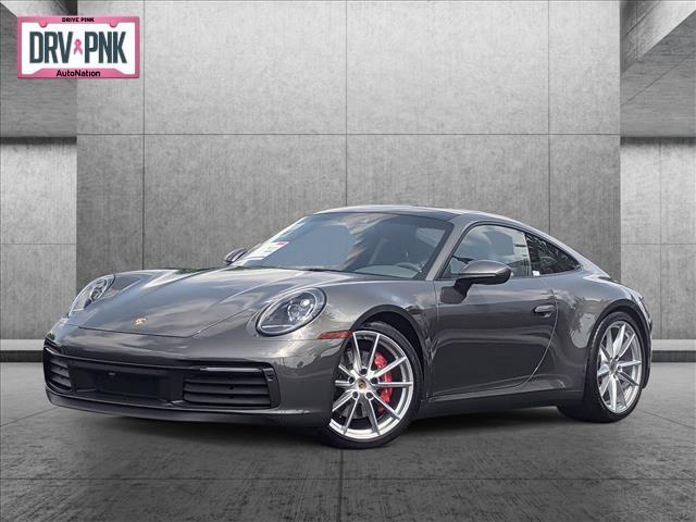2021 Porsche 911 Carrera S for sale in Irvine, CA