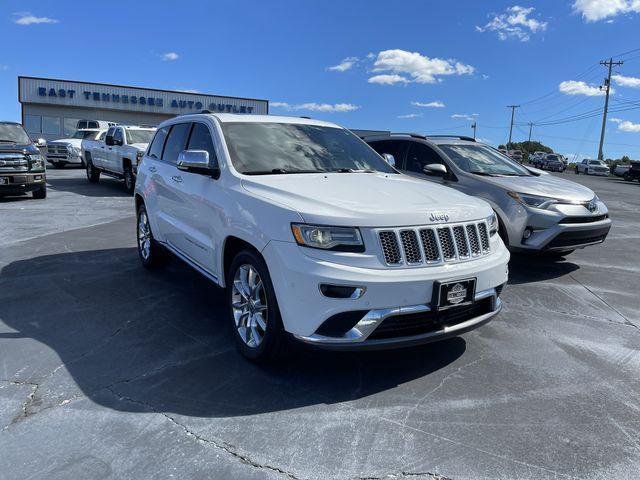 2015 Jeep Grand Cherokee Summit for sale in Etowah, TN