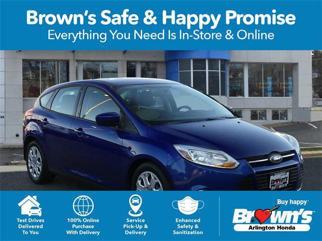 2012 Ford Focus SE for sale in Arlington, VA
