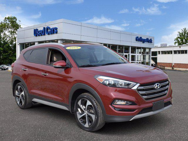 2018 Hyundai Tucson Limited for sale in College Park, MD