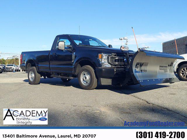 2022 Ford F-250 XL for sale in Laurel, MD