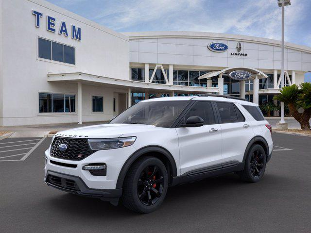 2021 Ford Explorer ST for sale in Las Vegas, NV