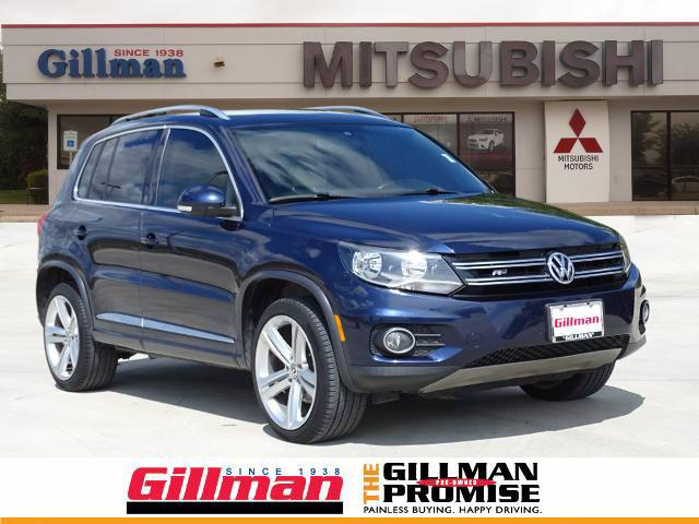 2016 Volkswagen Tiguan R-Line for sale in SELMA, TX