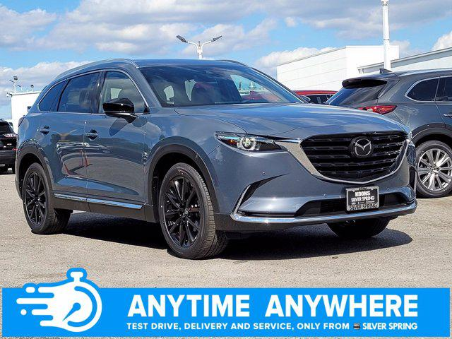 2021 Mazda CX-9 Carbon Edition for sale in Silver Spring, MD