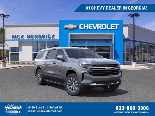 2021 Chevrolet Suburban LT for sale in Buford, GA