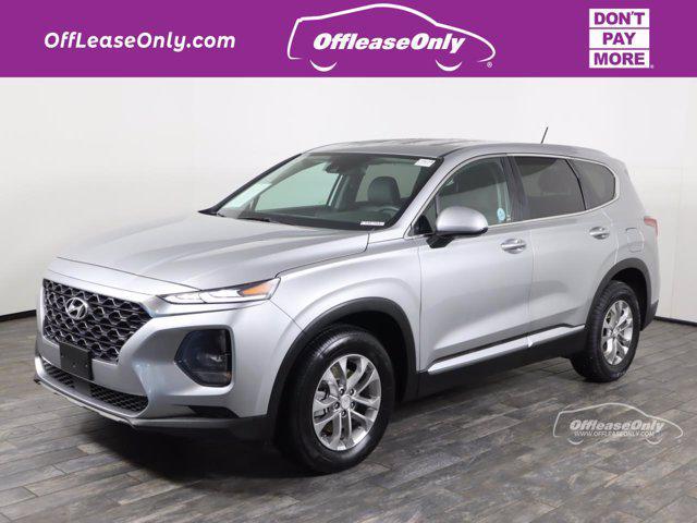 2020 Hyundai Santa Fe SE for sale in West Palm Beach, FL
