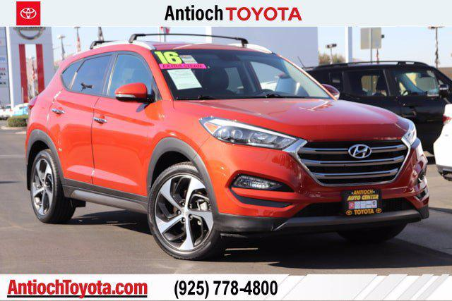 2016 Hyundai Tucson Limited for sale in Antioch, CA