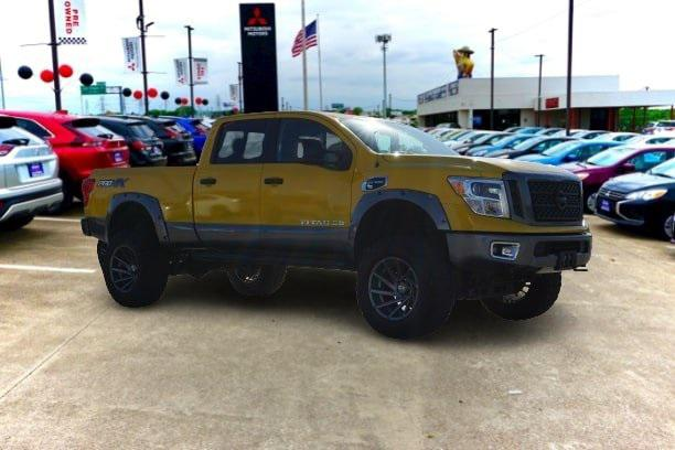 2017 Nissan Titan XD PRO-4X for sale in Fort Worth, TX
