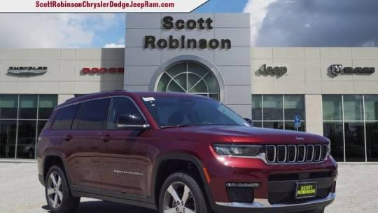 2021 Jeep Grand Cherokee Limited for sale in Torrance, CA