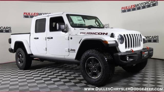 2021 Jeep Gladiator Rubicon for sale in Leesburg, VA
