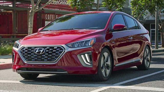 2022 Hyundai Ioniq Hybrid SEL for sale in Alexandria, VA