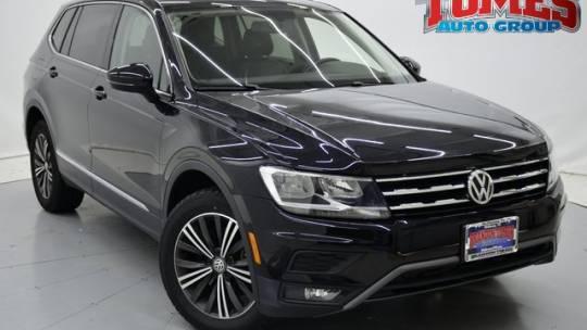 2018 Volkswagen Tiguan SEL for sale in McKinney, TX