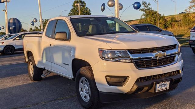 2019 Chevrolet Colorado 2WD Work Truck for sale in Matteson, IL