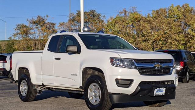 2017 Chevrolet Colorado 2WD WT for sale in Matteson, IL