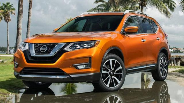 2018 Nissan Rogue S for sale in Bedford, OH