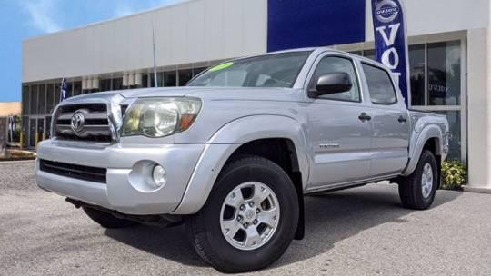 2010 Toyota Tacoma 4WD Double V6 AT (Natl) for sale in Fort Myers, FL