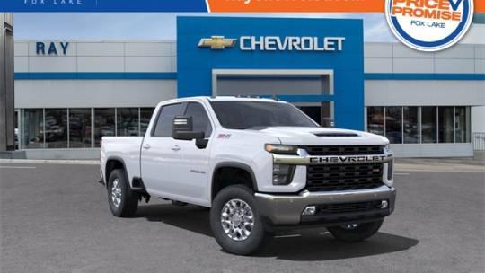 2022 Chevrolet Silverado 2500HD LT for sale in Fox Lake, IL