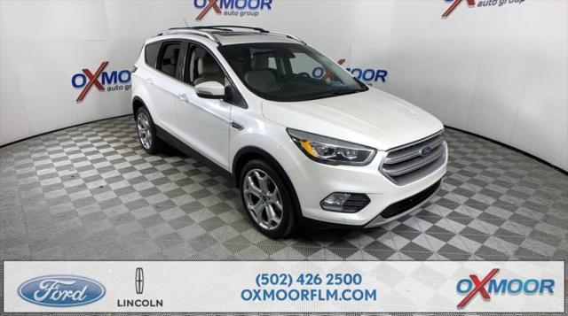 2017 Ford Escape Titanium for sale in Louisville, KY