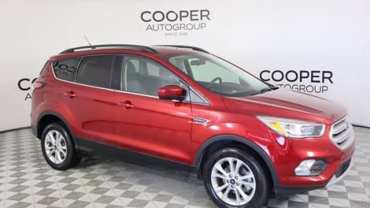 2018 Ford Escape SE for sale in YUKON, OK