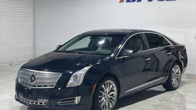 2014 Cadillac XTS Platinum for sale in Houston, TX