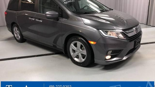 2018 Honda Odyssey EX for sale in Lima, OH