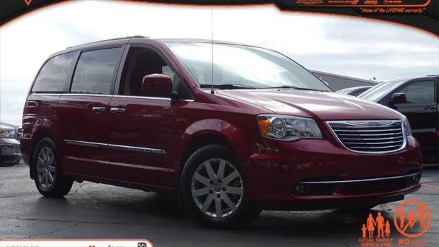 2016 Chrysler Town & Country Touring for sale in La Porte, IN