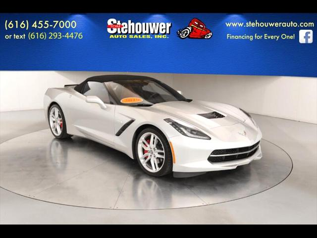 2019 Chevrolet Corvette 1LT for sale in Grand Rapids, MI