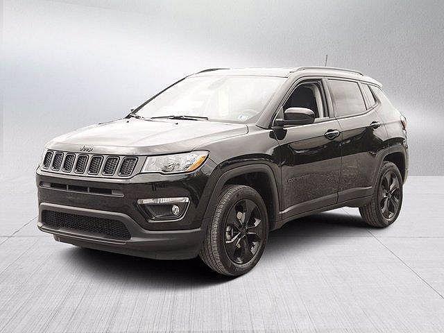 2021 Jeep Compass Altitude for sale in Waynesboro, PA