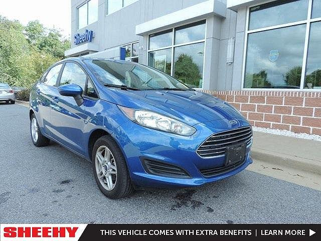 2019 Ford Fiesta SE for sale in Waldorf, MD