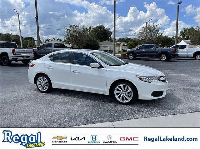 2018 Acura ILX w/Premium Pkg for sale in Lakeland, FL