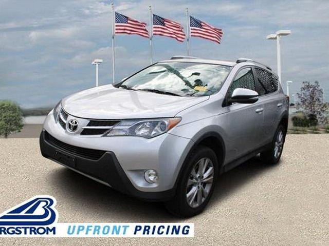 2013 Toyota RAV4 Limited for sale in Madison, WI