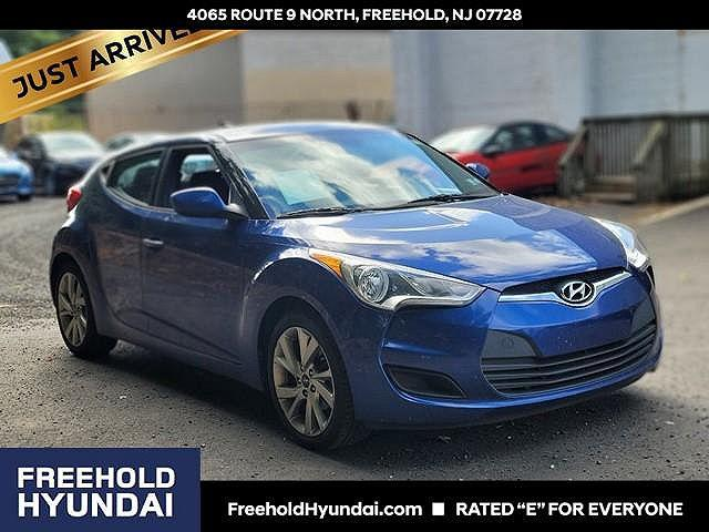 2016 Hyundai Veloster 3dr Cpe Auto for sale in Freehold, NJ