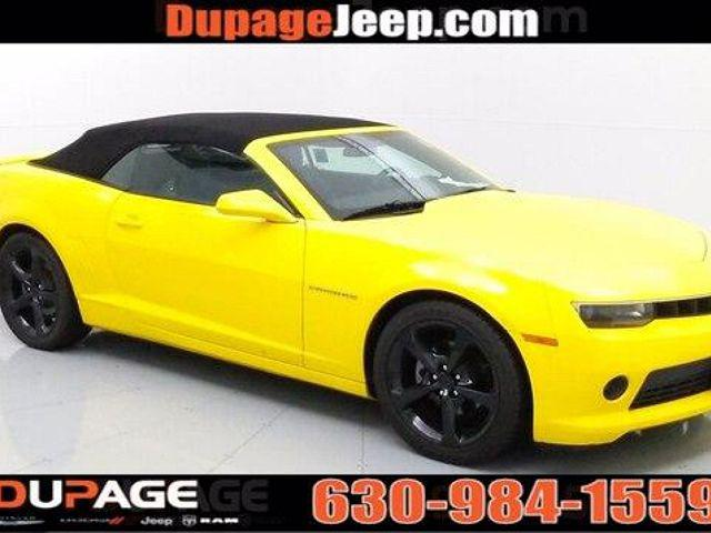 2015 Chevrolet Camaro LT for sale in Glendale Heights, IL