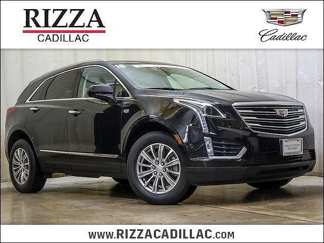 2018 Cadillac XT5 Luxury FWD for sale in Tinley Park, IL