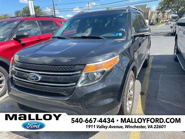 2015 Ford Explorer Limited for sale in Winchester, VA