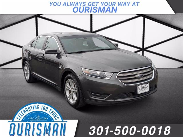 2019 Ford Taurus SEL for sale in MARLOW HEIGHTS, MD