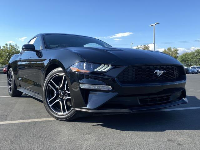 2018 Ford Mustang EcoBoost for sale in Chino, CA