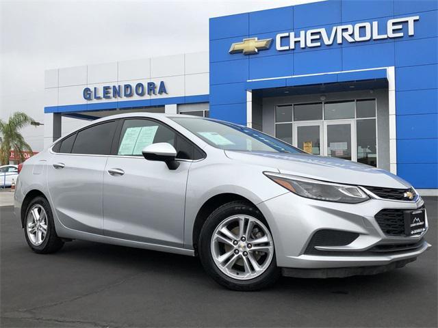 2016 Chevrolet Cruze LT for sale in Glendora, CA