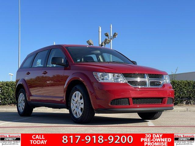 2015 Dodge Journey American Value Pkg for sale in Euless, TX