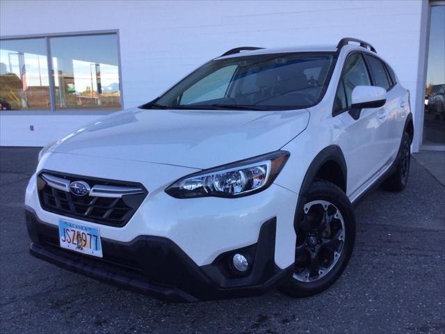2021 Subaru Crosstrek Premium for sale in Wasilla, AK