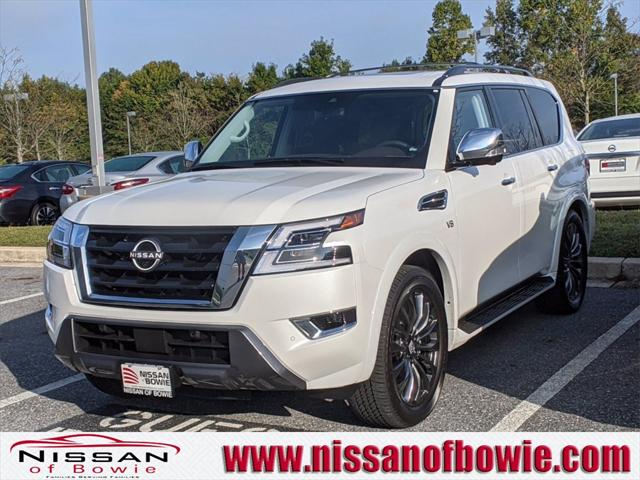 2022 Nissan Armada Platinum for sale in Bowie, MD